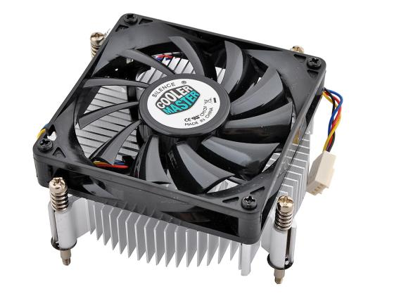 Кулер для процессора Cooler Master DP6-8E5SB-PL-GP Socket 1156/1155 cooler master dp6 9gdsb pl gp 2600об мин