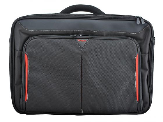 """все цены на Сумка для ноутбука 17"""" Targus CN418EU Classic полиэфир черный"""