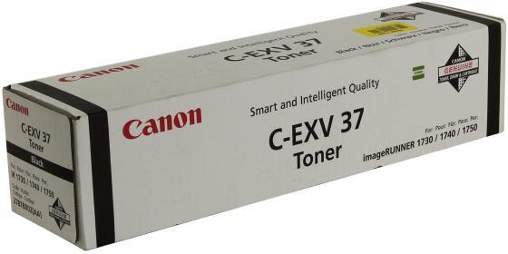 Тонер Canon C-EXV37 для iR1730i/1740i/1750i черный 15100 страниц