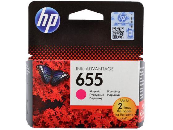 все цены на  Картридж HP CZ111AE N655 для DJ IA3525 5525 4525 пурпурный  онлайн