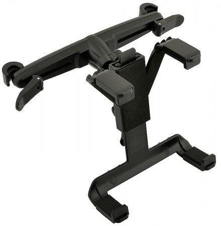 Автомобильный держатель KROMAX SATELLITE-91 на подголовник для планшетного ПК 7-11 дюймов автомобильный держатель kromax satellite 90 на лобовое стекло для планшетного пк 7 10 дюймов