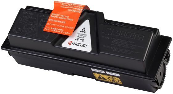 Картридж Kyocera TK-160 для FS-1120D 2500стр черный kyocera fs 9130dn