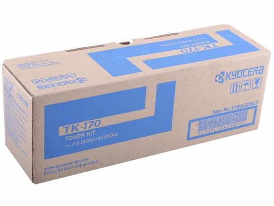 Фото - Картридж Kyocera TK-170 для FS1320DN 1370DN черный 7200стр картридж nv print tk 170 tk 170 tk 170 для для kyocera fs 1320d fs 1320dn fs 1370dn ecosys p2135d p2135dn 7200стр черный