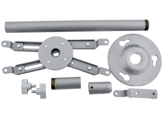 Кронштейн ARM Media PROJECTOR-4 серебристый потолочный 3 ст. наклон до 10 кг