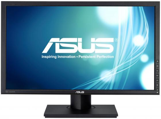 Монитор 23 ASUS PB238Q черный IPS 1920x1080 250 cd/m^2 6 ms DVI HDMI DisplayPort VGA USB Аудио монитор 23 asus pb238q 90lmg9151t01081c