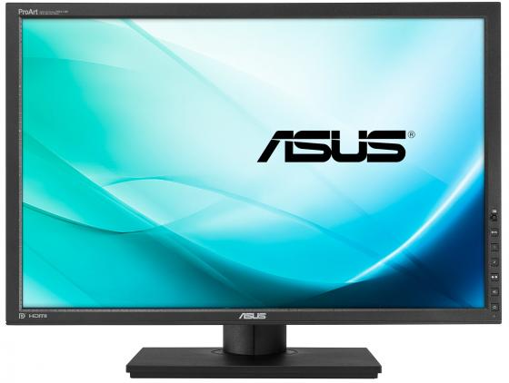 Монитор 24 ASUS PA248Q черный IPS 1920x1200 300 cd/m^2 6 ms HDMI DisplayPort VGA Аудио USB DVI монитор ips 24