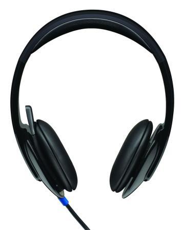 Гарнитура Logitech Headset H540 USB 981-000480 logitech usb headset h540 981 000480