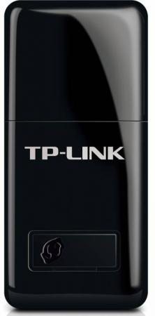 Беспроводной USB адаптер TP-LINK TL-WN823N 802.11n 300Mbps 2.4ГГц 20dBm mini USB кабель apple lightning usb tp link tl ac210 mfi