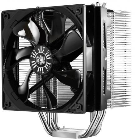 Кулер для процессора Cooler Master Hyper 412S RR-H412-13FK-R1 Socket 775/1155/1156/1366/2011/AM2/AM2+/AM3/AM3+/FM1 thermalright le grand macho rt computer coolers amd intel cpu heatsink radiatorlga 775 2011 1366 am3 am4 fm2 fm1 coolers fan
