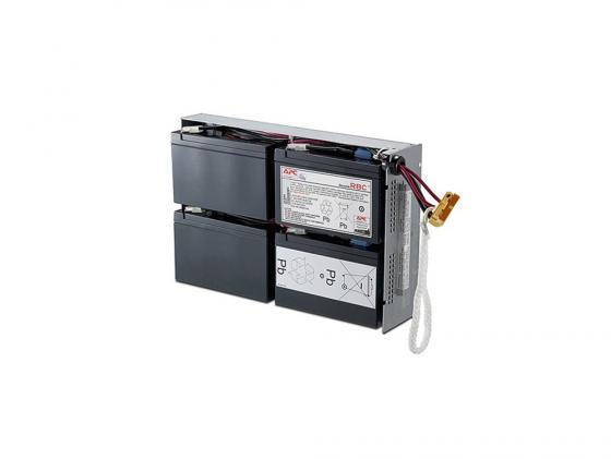 Батарея APC RBC24 батарея для ибп apc rbc24 12в 9ач для su1400rm2u