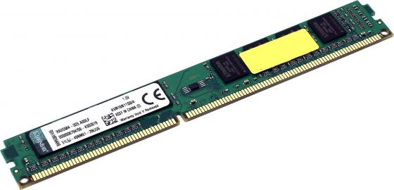 Оперативная память 4Gb PC3-12800 1600MHz DDR3 DIMM Kingston KVR16N11S8/4 оперативная память 8gb pc3 12800 1600mhz ddr3 dimm corsair vengeance 10 10 10 27 cmz8gx3m1a1600c10