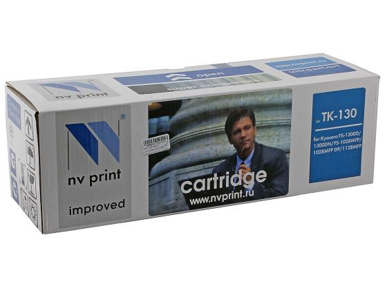 Картридж NV-Print TK-130 для Kyocera FS-1300D/1300DN/1350DN/FS-1028MFP