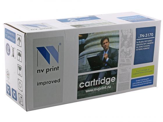 Картридж NV-Print TN-3170 для Brother HL-5240 HL-5250DN HL-5270DN DCP-8065DN MFC-8860DN flower candles print waterproof shower curtain