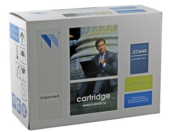 Фото - Картридж NV-Print CC364X CC364X CC364X CC364X для для HP LaserJet P4010/ P4015/ P4015dn/ P4015n/ P4015tn/ P4015x/ P4510/ P4515/ P4515n/ P4515tn/ P4515x/ P4515xm 24000стр Черный nv print nv cc364x черный