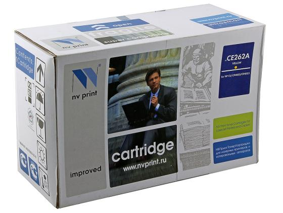 Картридж NV-Print CE262A желтый для HP CP4520 CP4525 плащ baronia плащ
