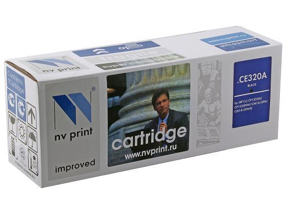 Фото - Картридж NV-Print CE320A Black для HP Color LaserJet Pro CP1525 картридж nv print ce320a black для hp color laserjet pro cp1525