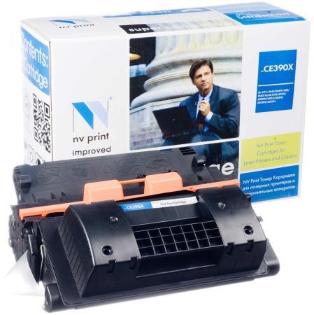 Картридж NV-Print CE390X для HP LaserJet M4555MFP картридж nv print ce255a для hp lj p3015