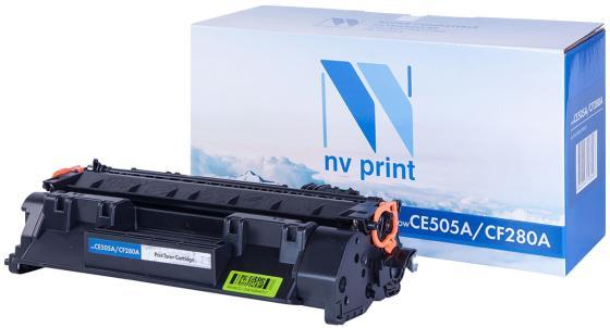 Картридж NV-Print CE505A для HP LJ 2050 картридж nv print для hp lj p2015 q7553x