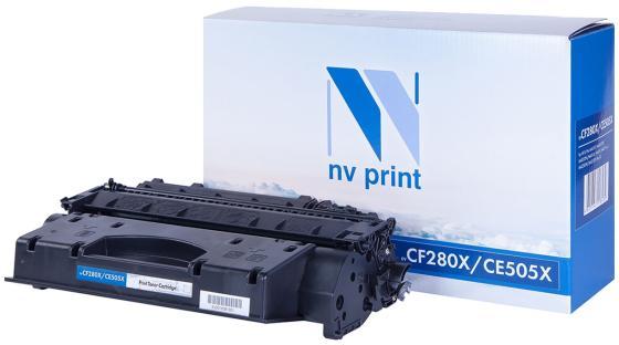 Картридж NV-Print CE505X черный для HP LJ 2055DN 2055x 6500стр картридж nv print для hp lj р1102 р1102w ce285a