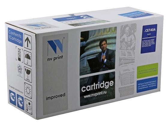 Фото - Картридж NV-Print CE740A черный для HP Color LJ CP5220 тонер картридж hp ce740a