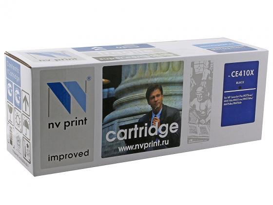 Картридж NV-Print CE410X черный для HP CLJ M351a M375nw