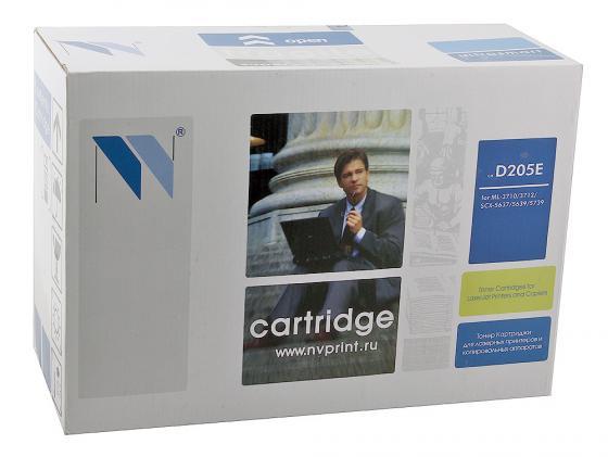 Картридж NV-Print MLT-D205E для Samsung ML-3310/3710/SCX-5637/4833 картридж samsung mlt d305l для ml 3750nd