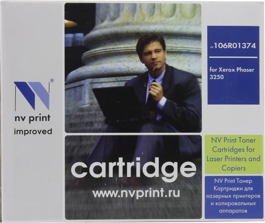 Картридж NV-Print 106R01374 для Xerox Phaser 3250 черный 5000стр картридж xerox 106r01374