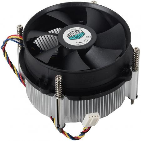 Кулер для процессора Cooler Master CP6-9HDSA-PL-GP Socket 1150/1155/1156 цена
