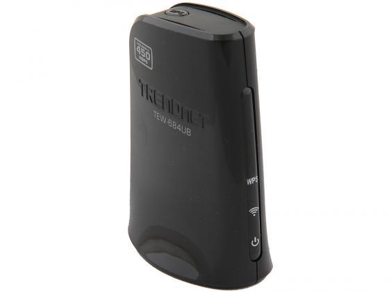 Беспроводной USB адаптер TRENDnet TEW-684UB 802.11n 450Mbps 2.4 или 5ГГц 18dBm trendnet tc ntuf usb