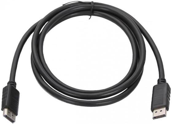 Кабель DisplayPort 1.8м VCOM Telecom VHD6220-1.8M кабель displayport 1 8м vcom telecom vhd6220 1 8m