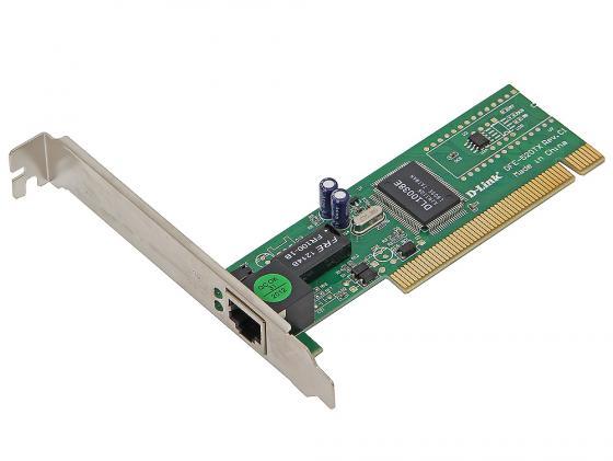 Сетевой адаптер D-Link DFE-520TX 10/100Mbps OEM сетевой адаптер usb d link dub e100 b d1a 10 100mbps