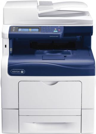 МФУ Xerox WorkCentre 6605V/N цветное A4 35ppm 1200x1200dpi автоподатчик факс Ethernet USB