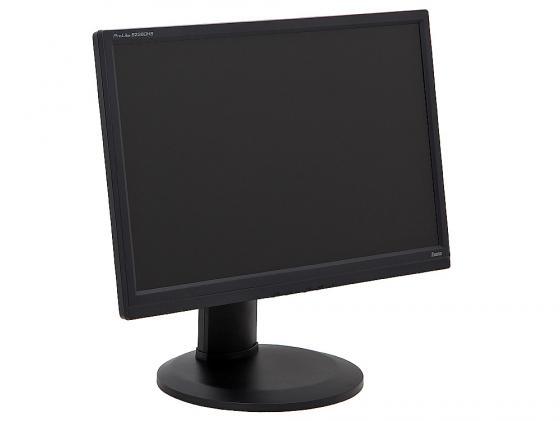 Монитор 22 Iiyama Pro Lite B2280HS-B1 черный TN LED 1920x1080 1000:1 DC 5000000:1 250cd/m^2 5ms VGA DVI HDMI монитор 22 lg 22m38d b черный tn 1920x1080 200 cd m^2 5 ms vga dvi