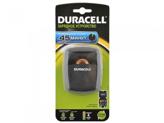 Зарядное устройство Duracell CEF27 AA/AAA AA/AAA зарядное устройство аккумуляторы duracell cef14 aa aaa 4 шт 2xaaa 850mah 2xaa 2500mah