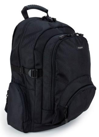 Рюкзак 16 Targus CN600 нейлон черный сумка для ноутбука targus cn600