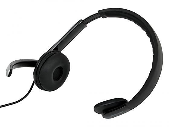 Гарнитура Microsoft Lifechat LX-4000 USB 7YF-00001 моно гарнитура microsoft lx 4000 7yf 00001 накладные черный