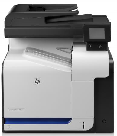 МФУ HP LaserJet Pro 500 Color MFP M570dn CZ271A цветное A4 30ppm 600x600dpi Duplex автоподатчик факс Ethernet USB мфу лазерный hp color laserjet pro mfp m281fdw t6b82a a4 duplex net wifi белый