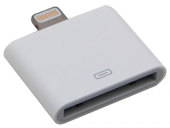 все цены на  Переходник Apple Lightning to 30-pin Adapter MD823ZM/A  онлайн