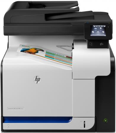 МФУ HP LaserJet Pro 500 Color MFP M570dw CZ272A цветное A4 30ppm 600x600dpi Duplex автоподатчик факс Wi-Fi Ethernet USB мфу лазерный hp color laserjet pro mfp m281fdw t6b82a a4 duplex net wifi белый