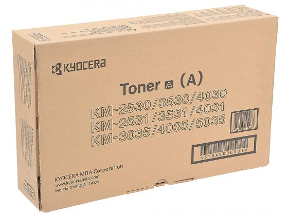 Картридж Kyocera 370AB000 для KM 2530 3530 3035 4030 4035 черный 34000стр hot sale 1pcs new copier spare parts lower roller fuser roller for kyocera km2530 3530 fs4030 9100dn photocopy machine part