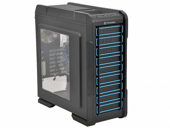 Thermaltake Chaser A31 VP300A1W2N Black