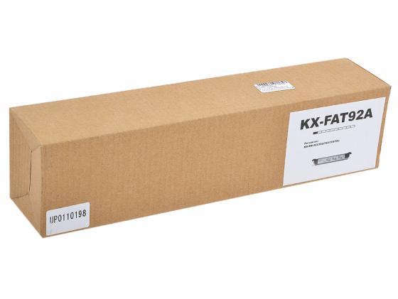 Фото - Картридж SuperFine KX-FAT92A для Panasonic KX-MB228 MB238 MB258 MB763 MB773 MB778 картридж panasonic kx fat400a 1 8k superfine