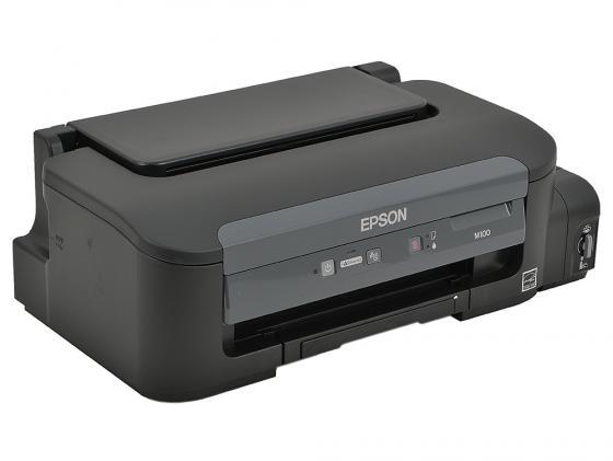 Принтер Epson M100 epson m100 c11cc84311 струйный принтер black