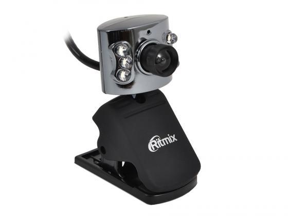 Веб-Камера Ritmix RVC-017M ritmix rvc 051m web камера