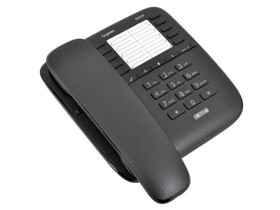 цена на Телефон Gigaset DA510 черный