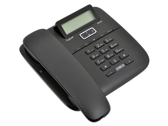 Купить со скидкой Телефон Gigaset DA610 черный