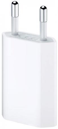 Фото - Сетевое зарядное устройство Apple MD813ZM/A белый зарядное