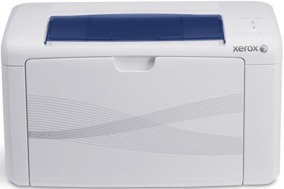 Принтер Xerox Phaser 3040V/B ч/б A4 24ppm 1200x1200dpi USB принтер xerox phaser 3020bi ч б а4 20ppm