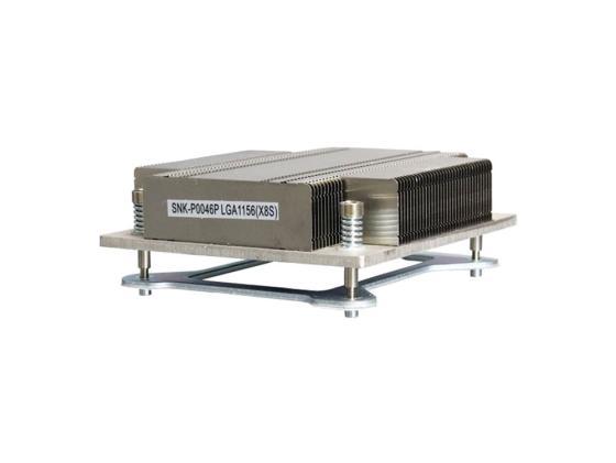 все цены на Радиатор SuperMicro SNK-P0046P 1U Passive Soc-1156
