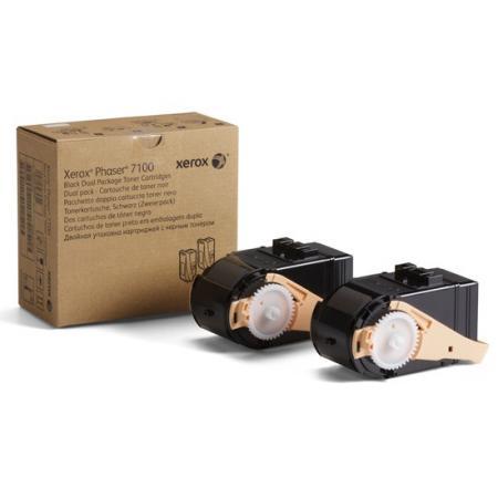 Картридж Xerox 106R02612 для Phaser 7100 черный 10000стр картридж xerox 113r00737 для phaser 5335 10000стр